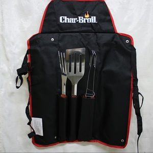 🆕Avon BBQ & Grilling Tool Set with Apron